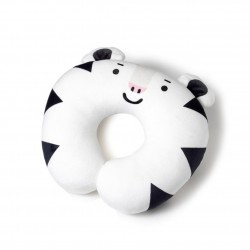2018 Winter Olympic Merchandise Soohorang Neck Pillow Cushion Travel Accessory