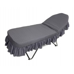 Professional Tattoo Massage Bed Skirt Spa Facial Table Chair Cover Beauty Salon Equipment