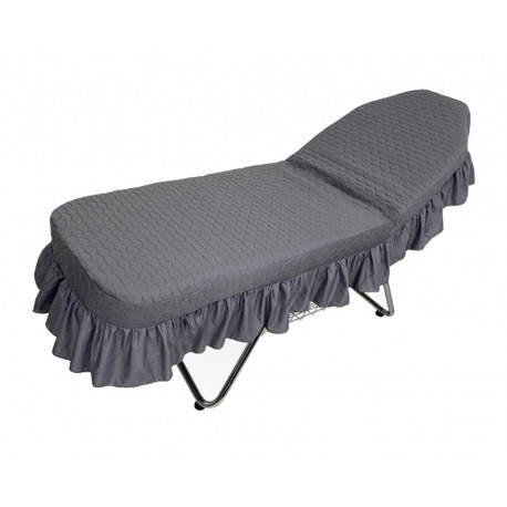 Professional Tattoo Massage Bed Skirt Adjustable Spa Facial Table Chair Cover